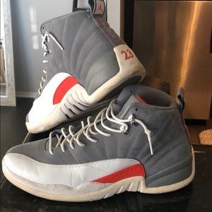 Air Jordan 12 Retro Cool Grey